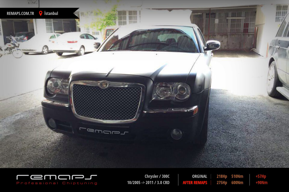 Chrysler 300C Ön Chip Tuning