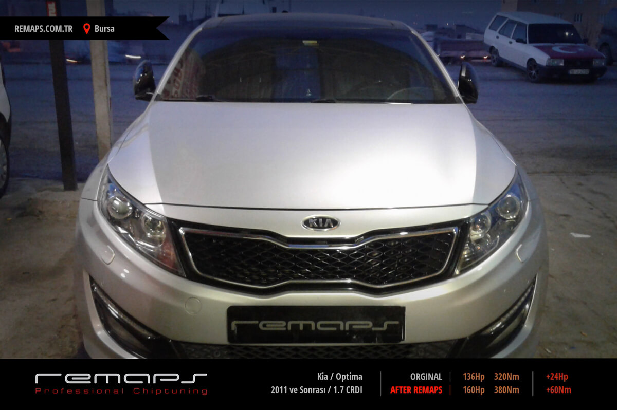 Kia Optima Bursa Chip Tuning