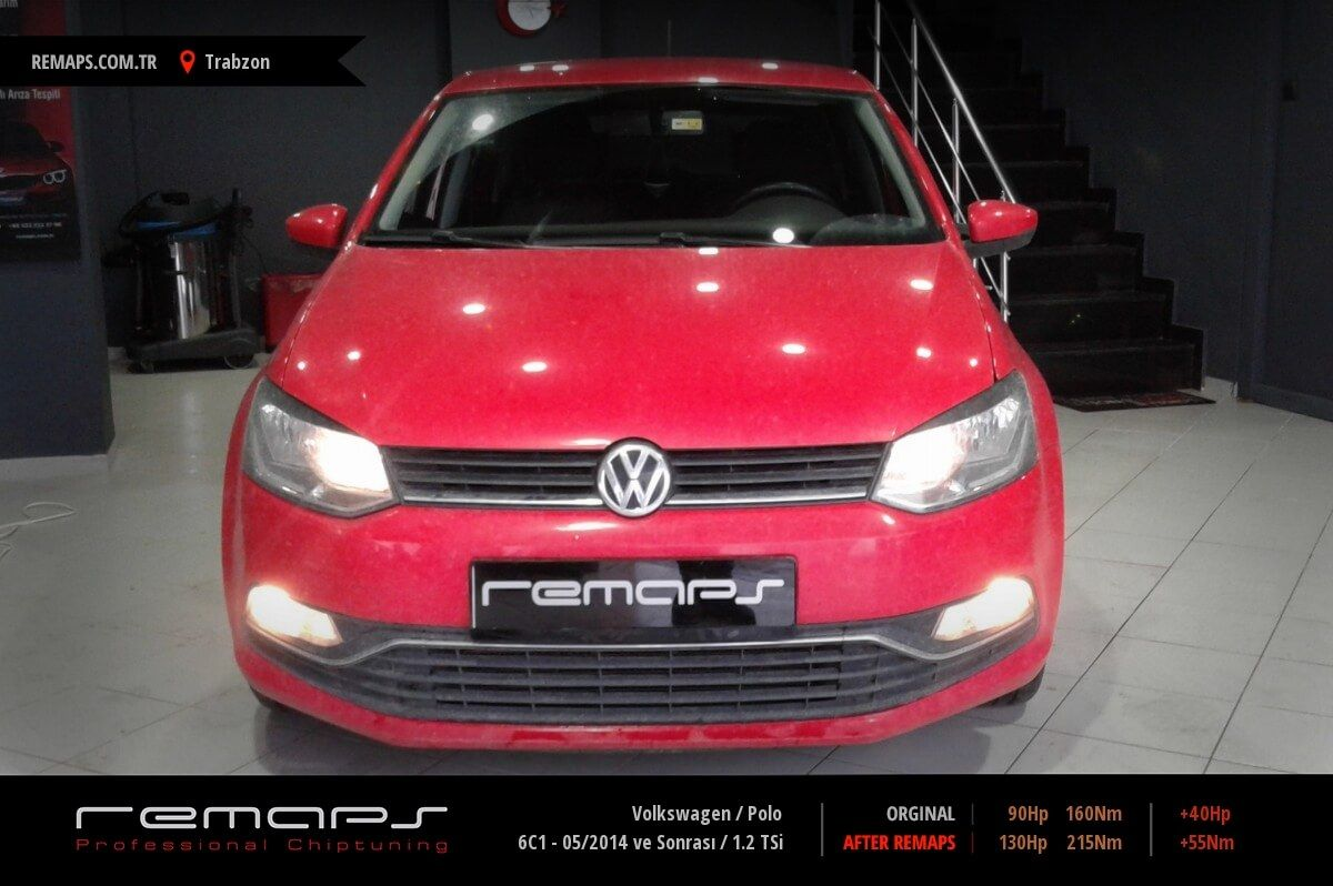 Volkswagen Polo Trabzon Chip Tuning