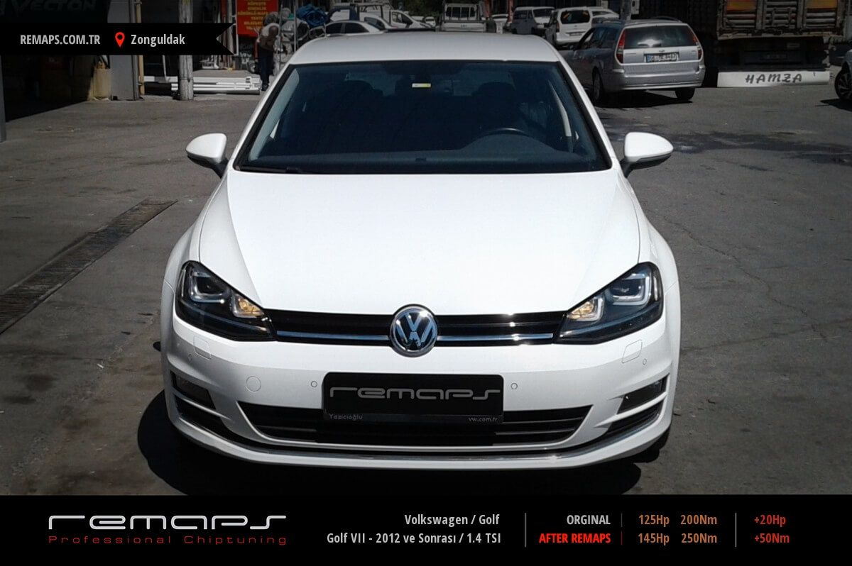 Volkswagen Golf Zonguldak Chip Tuning